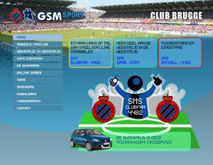 Club Brugge on PlazZza