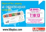 Lille Plus SMS campaign - click to enlarge