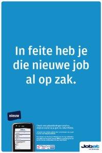Advertising for Jobat Mobile - click to enlarge