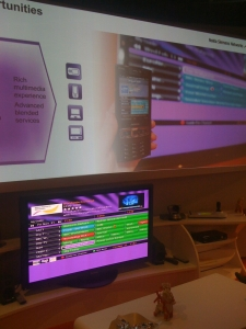 Nokia Siemens IPTV offering