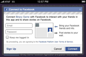 facebook-connect-iphone