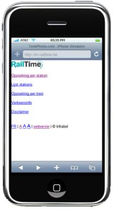 mobile-site-railtime