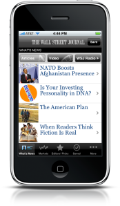 wsj-iphone-mobile-app